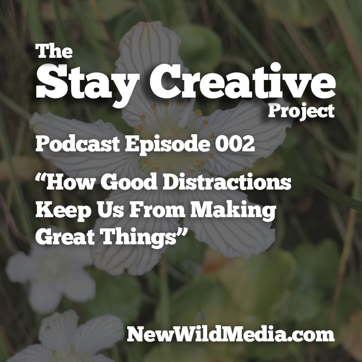 The Stay Creative Project